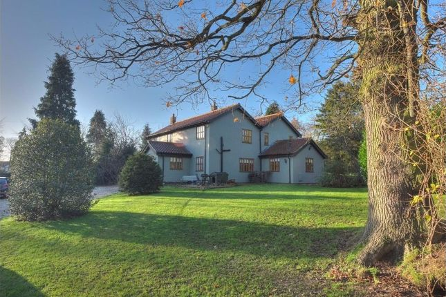 Thumbnail Detached house for sale in Spixworth Road, Norwich