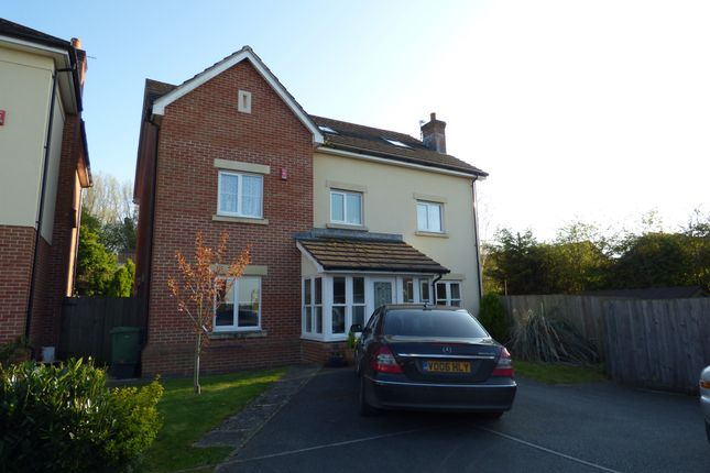 Thumbnail Detached house for sale in Wren Court, Calne