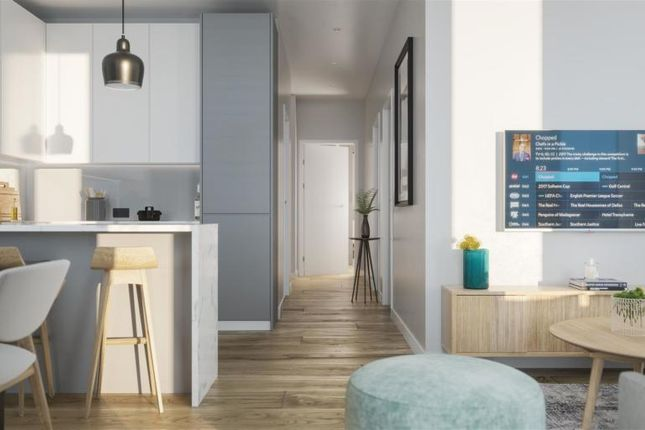 2 bed flat for sale in Michigan Avenue, Salford M50