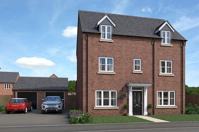 Thumbnail Detached house for sale in Wentworth Road, Kirkby-In-Ashfield, Nottingham