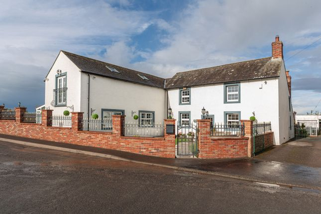 5 bed detached house for sale in Brough Hill House, Bolton Low Houses, Wigton, Cumbria CA7