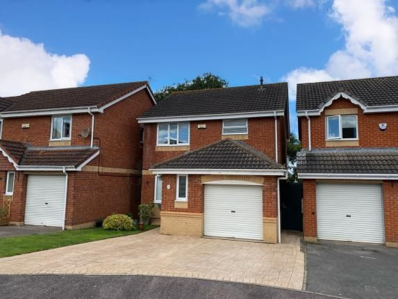 Thumbnail Detached house for sale in Windmill Field, Abbeymead, Gloucester, Gloucestershire