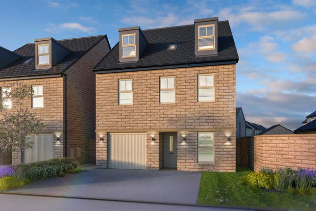 Thumbnail Detached house for sale in Skeltons Lane, Whinmoor, Leeds