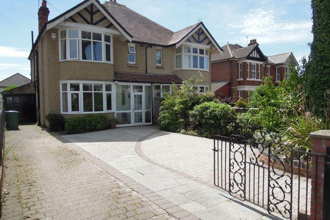 Thumbnail Semi-detached house for sale in Regents Park Road, Regents Park