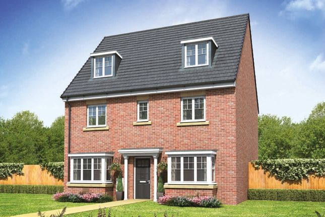 """Thumbnail Detached house for sale in """"The Regent """" at Dalston Road, Carlisle"""