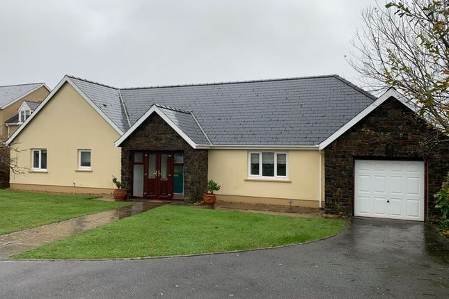 Thumbnail Detached bungalow to rent in Catherine's Gate, Merlins Bridge, Haverfordwest