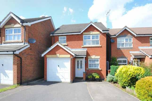 Thumbnail Detached house to rent in Waterloo Drive, Banbury