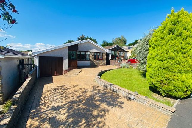 Thumbnail Bungalow for sale in Osprey Close, Bryncoch, Neath