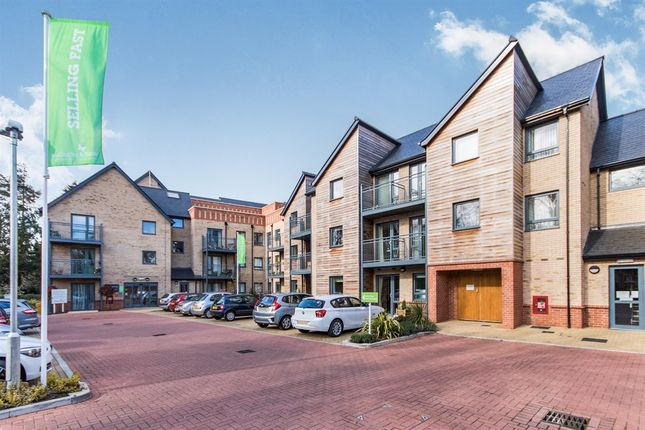 Thumbnail Flat for sale in St. Catherines Road, Grantham