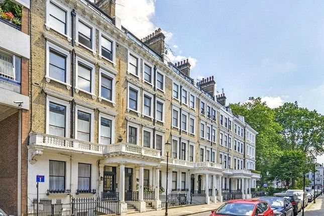 External Area of Ovington Garden, Knightsbridge, London SW3