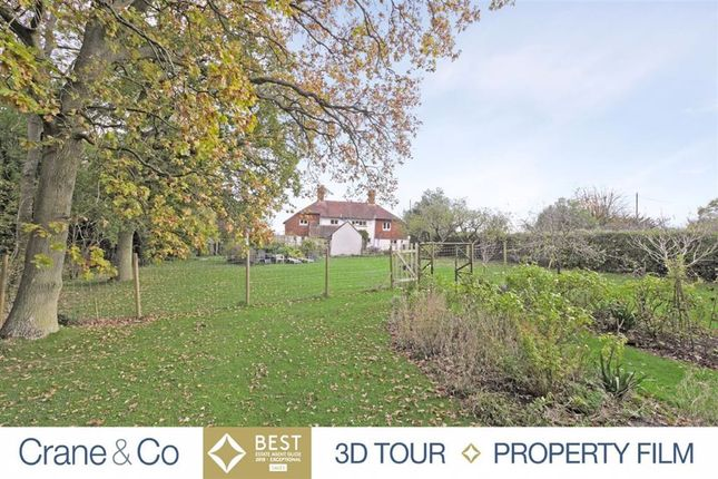 Thumbnail Detached house for sale in Coldthorn Lane, Hailsham