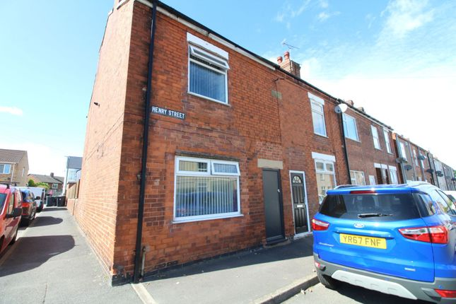 The Property of Henry Street, Grassmoor, Chesterfield S42