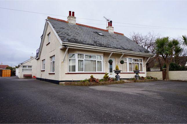 Thumbnail Detached house for sale in Middleton Road, Felpham