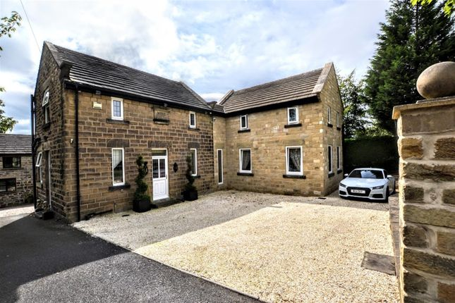Thumbnail Detached house for sale in Kingwell Road, Worsbrough, Barnsley