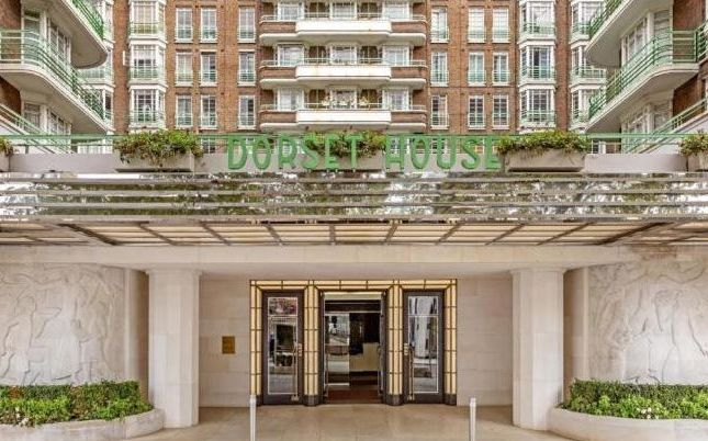 Thumbnail Flat for sale in Flat 103 Dorset House, Gloucester Place, London