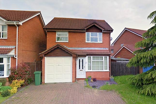 Thumbnail Detached house to rent in Diane Walk, Aylesbury