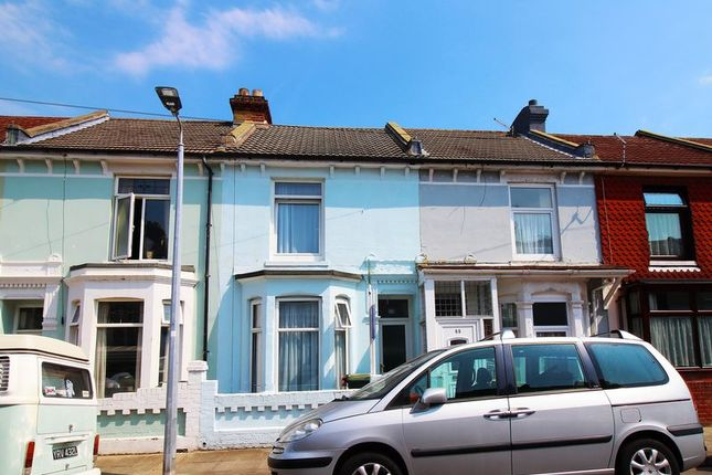 Thumbnail Property to rent in Mafeking Road, Southsea