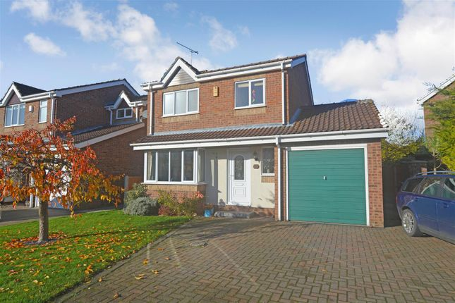 Thumbnail Detached house to rent in Greenfield Drive, Hibaldstow, Brigg