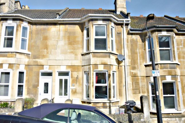 Thumbnail Terraced house to rent in Park Avenue, Bath