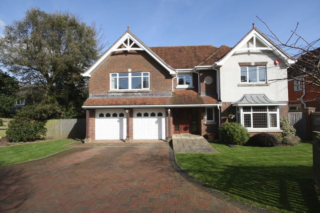 Thumbnail Detached house for sale in 26B Kivernell Road, Milford On Sea