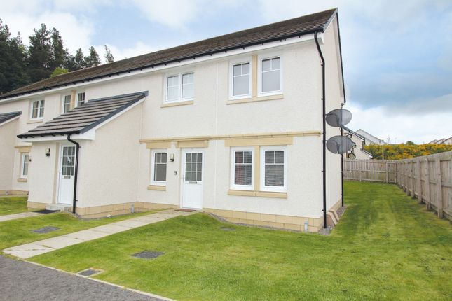 Thumbnail Flat for sale in 34 Cypress Place, Milton Of Leys, Inverness