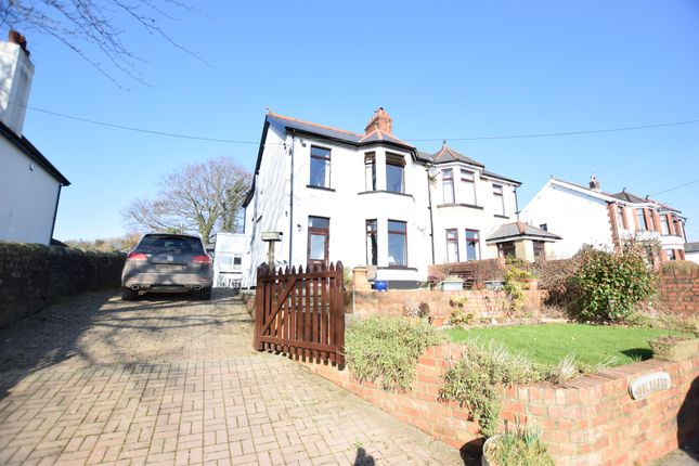 Thumbnail Property for sale in The Uplands, Newbridge, Newport