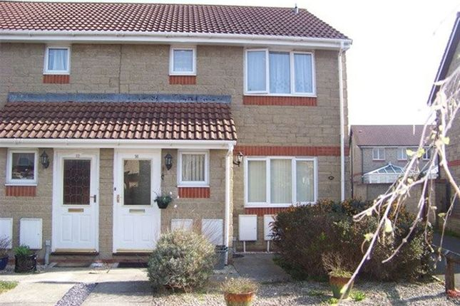 Thumbnail Flat to rent in Bailey Close, Weston-Super-Mare