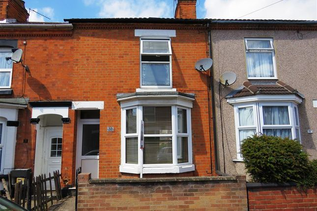Thumbnail Property to rent in Campbell Street, Rugby