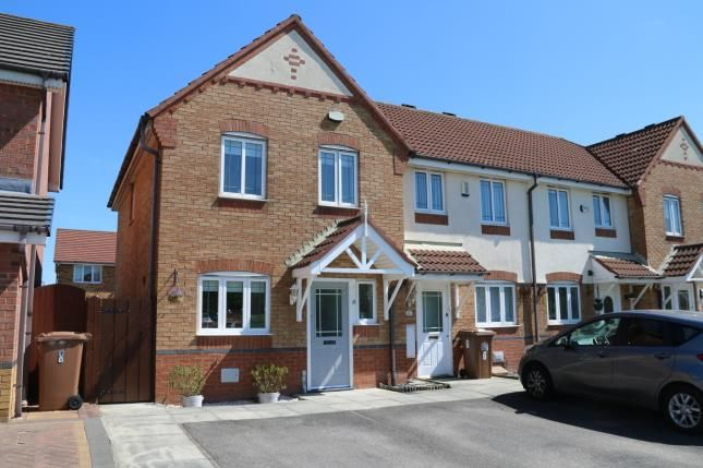 Thumbnail End terrace house for sale in Evergreen Way, St. Helens, Merseyside