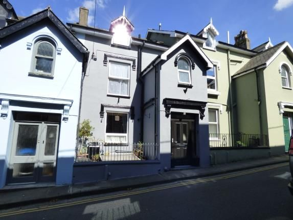 Thumbnail Terraced house for sale in Roche Terrace, Porthmadog, Gwynedd