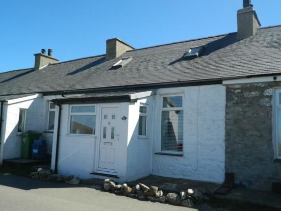 Thumbnail Terraced house for sale in Mount Pleasant, Llithfaen, Pwllheli, Gwynedd