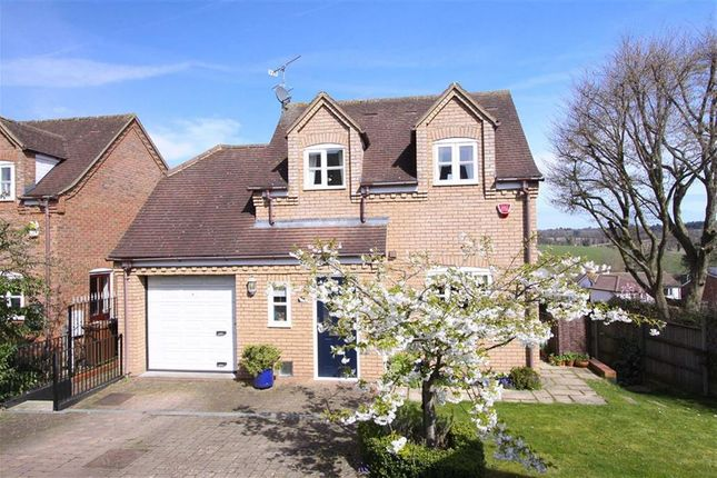 Thumbnail Detached house for sale in Bradway, Whitwell, Hertfordshire