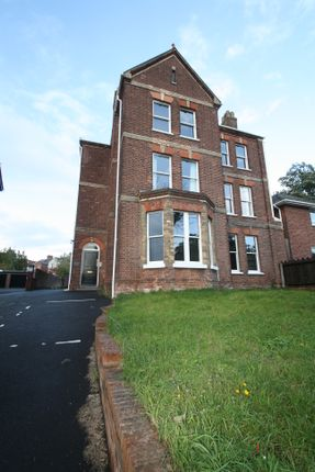 Thumbnail Flat to rent in Heavitree Road, Exeter
