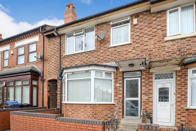 Thumbnail Terraced house for sale in Edmund Road, Saltley, Birmingham