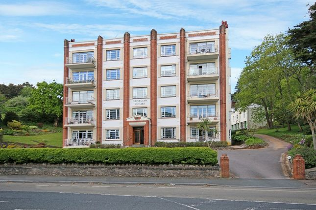 Thumbnail Flat for sale in Georgian Court Babbacombe Road, Torquay