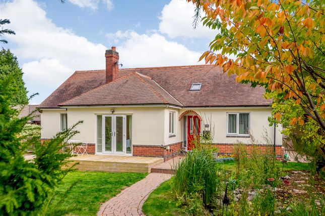Thumbnail Bungalow for sale in Turvey Lane, Long Whatton, Loughborough