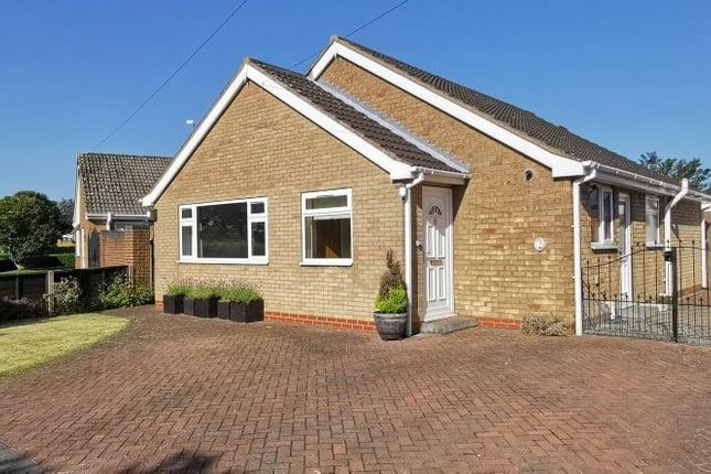 Thumbnail Detached bungalow to rent in Dorset Close East, Burton-Upon-Stather, Scunthorpe