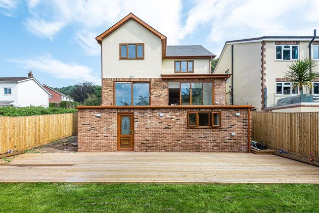 Thumbnail Detached house for sale in The Plantation, Undy, Monmouthshire
