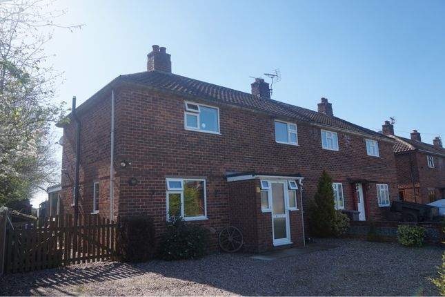 Thumbnail Semi-detached house for sale in Aston, Shrewsbury