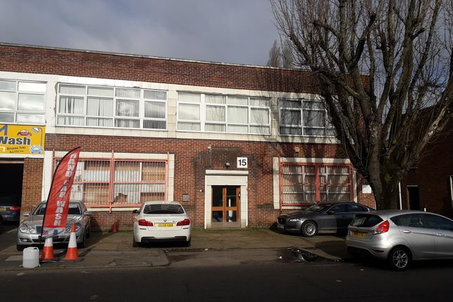 Thumbnail Warehouse to let in Carlisle Road, London