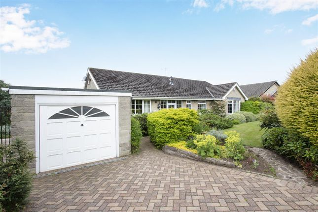 Thumbnail Detached bungalow for sale in Wishing Stone Way, Matlock