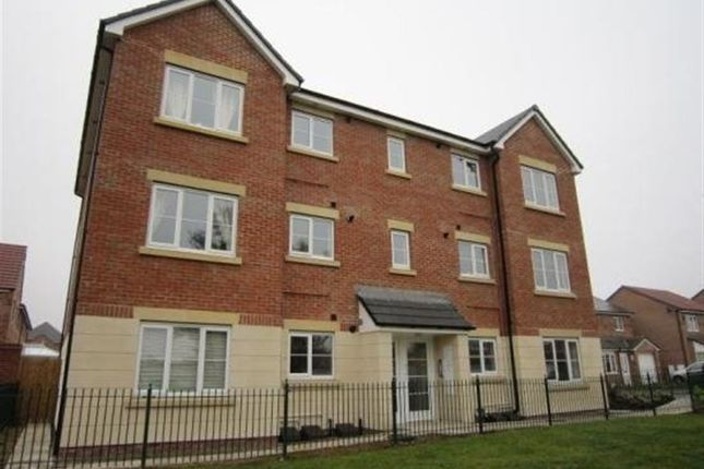 Thumbnail Flat to rent in Kingswood, Penshaw, Houghton Le Spring