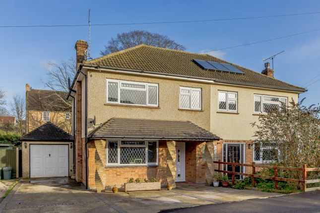 Thumbnail Semi-detached house for sale in Marks Close, Ingatestone