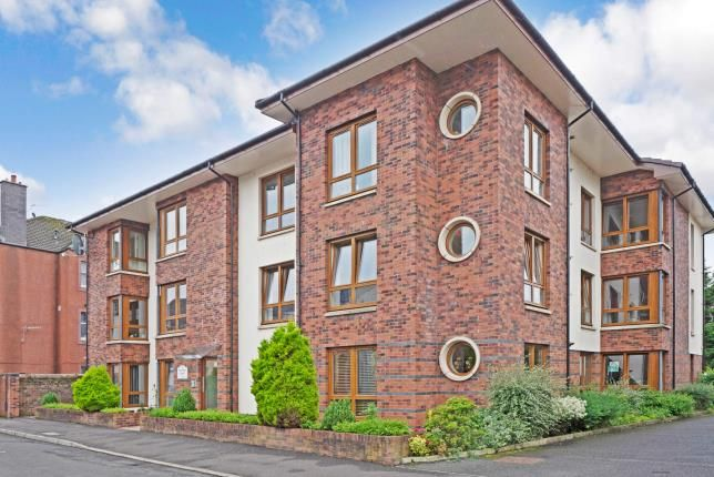 Thumbnail Flat for sale in Wilson Street, Largs, North Ayrshire