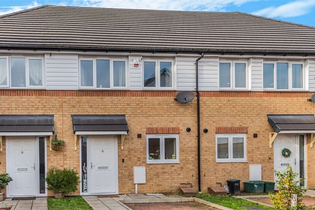 2 bed terraced house for sale in Oswin Close, Orpington, Greater London BR5