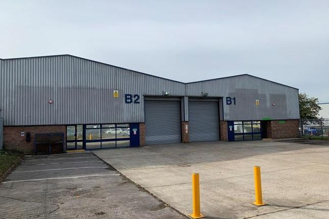 Thumbnail Light industrial to let in Units & B2, The Nore, Hovefields Avenue, Burnt Mills Induystrial Estate, Basildon, Essex