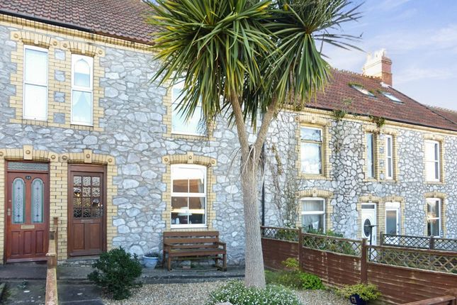 Thumbnail Terraced house for sale in Severn Terrace, Watchet