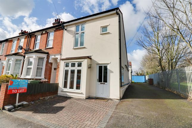 2 bed end terrace house for sale in Cromwell Road, Grays RM17