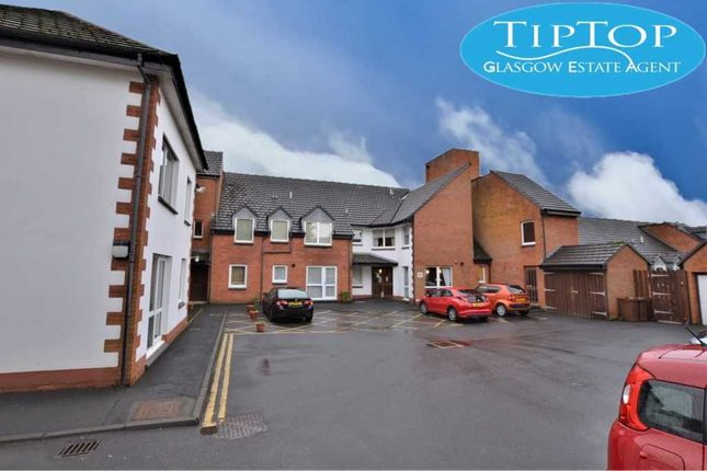 Thumbnail Flat for sale in Homeglen House, Maryville Ave, Giffnock
