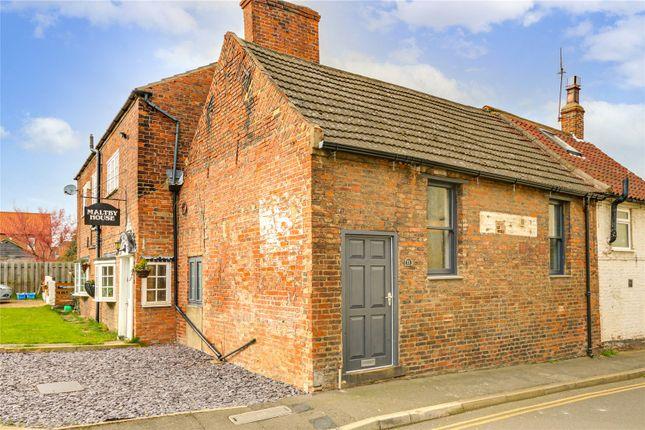 Thumbnail Maisonette for sale in Maltby Lane, Barton Upon Humber